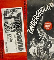 Underground movie poster (1941) picture MOV_bf3cd068