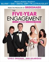 The Five-Year Engagement movie poster (2012) picture MOV_bf403803