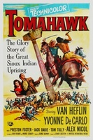 Tomahawk movie poster (1951) picture MOV_bf53fb4d