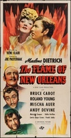 The Flame of New Orleans movie poster (1941) picture MOV_bf5911d0