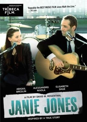 Janie Jones movie poster (2010) poster MOV_bf59a618