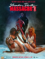 Slumber Party Massacre II movie poster (1987) picture MOV_bf5f0dcb