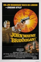 Brannigan movie poster (1975) picture MOV_bf60036b