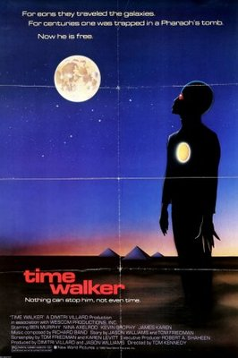 Time Walker movie poster (1982) poster MOV_bf61c351