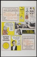 Goldilocks and the Three Bares movie poster (1963) picture MOV_bf662551