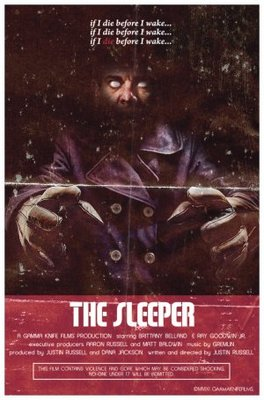 The Sleeper movie poster (2011) poster MOV_bf6dbaf0