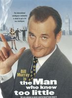 The Man Who Knew Too Little movie poster (1997) picture MOV_bf7245de