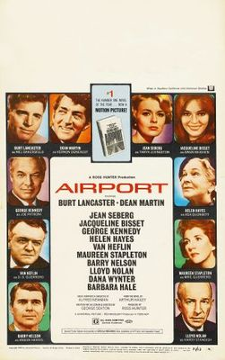 Airport movie poster (1970) poster MOV_bf76596f