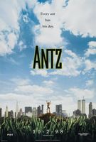 Antz movie poster (1998) picture MOV_bf783df5