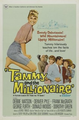 Tammy and the Millionaire movie poster (1967) poster MOV_bf791c41