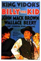 Billy the Kid movie poster (1930) picture MOV_bf7edf52