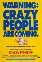 Crazy People movie poster (1990) picture MOV_32784ad3