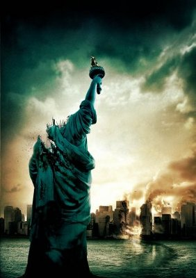 Cloverfield movie poster (2008) poster MOV_bf8b5454