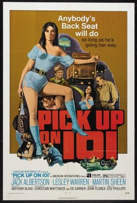 Pickup on 101 movie poster (1972) poster MOV_bf905190