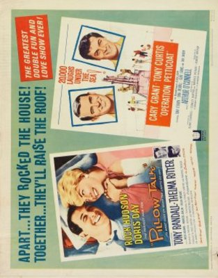 Pillow Talk movie poster (1959) poster MOV_bf9b2a86
