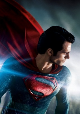 Man of Steel movie poster (2013) poster MOV_bf9bb96a