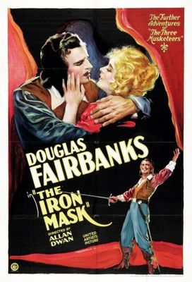 The Iron Mask movie poster (1929) poster MOV_bf9bc6b8
