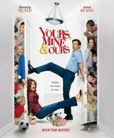 Yours Mine And Ours movie poster (2005) picture MOV_bf9ea977