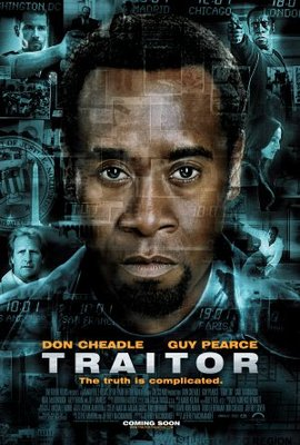 Traitor movie poster (2008) poster MOV_bfa0106b