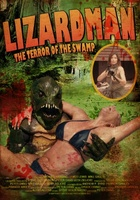 LizardMan: The Terror of the Swamp movie poster (2012) picture MOV_bfa47317