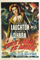 This Land Is Mine movie poster (1943) picture MOV_bfa6ada6