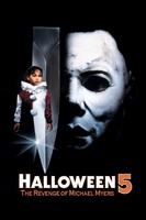 Halloween 5 movie poster (1989) picture MOV_bfaf940a