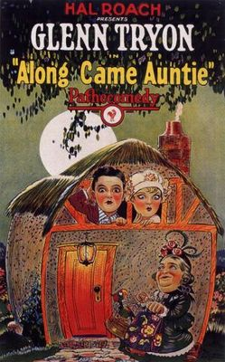 Along Came Auntie movie poster (1926) poster MOV_bfb41206