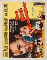 The Big Combo movie poster (1955) picture MOV_bfb45332