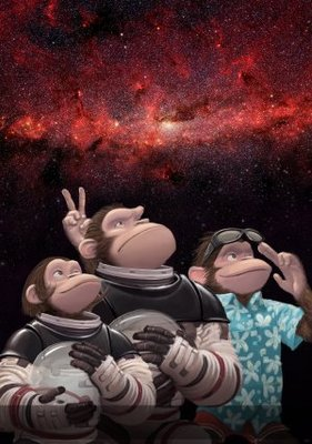 Space Chimps movie poster (2008) poster MOV_bfb4d111