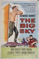 The Big Sky movie poster (1952) picture MOV_bfb847df
