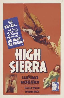 High Sierra movie poster (1941) poster MOV_bfbc9f7a