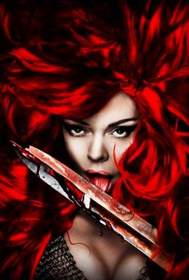 Red Sonja movie poster (2011) poster MOV_bfc333c4