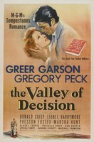 The Valley of Decision movie poster (1945) picture MOV_bfc3cc86