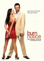 Burn Notice movie poster (2007) picture MOV_bfcf53ac