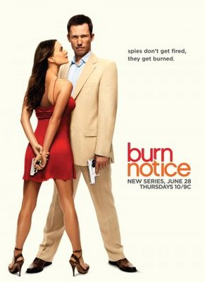Burn Notice movie poster (2007) poster MOV_bfcf53ac