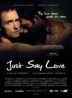 Just Say Love movie poster (2009) picture MOV_bfd32667