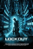 Lockout movie poster (2012) picture MOV_bfd86ef9