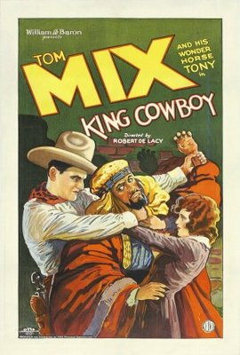 King Cowboy movie poster (1928) poster MOV_bfd9f388
