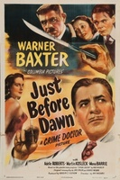Just Before Dawn movie poster (1946) picture MOV_bfdbf294
