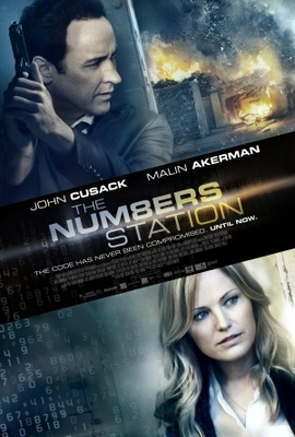 The Numbers Station movie poster (2013) poster MOV_bfdcbd18