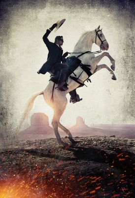 The Lone Ranger movie poster (2013) poster MOV_bfde98aa