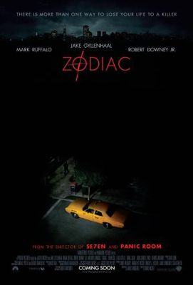 Zodiac movie poster (2007) poster MOV_bfe68c4d