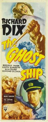 The Ghost Ship movie poster (1943) poster MOV_bfe84043