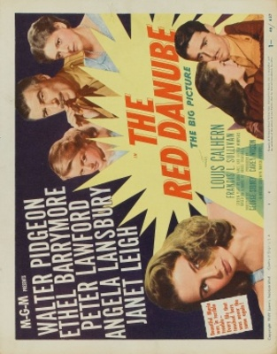 The Red Danube movie poster (1949) poster MOV_bfeec5f8