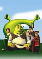 Shrek movie poster (2001) picture MOV_bfeff877