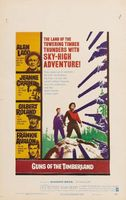 Guns of the Timberland movie poster (1960) picture MOV_bff10215