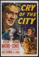 Cry of the City movie poster (1948) picture MOV_bff1fe9a