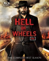 Hell on Wheels movie poster (2011) picture MOV_bff40c97