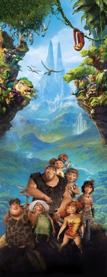 The Croods movie poster (2013) poster MOV_bff440d3