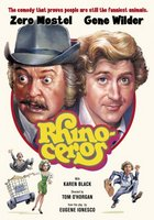 Rhinoceros movie poster (1974) picture MOV_bff762fc